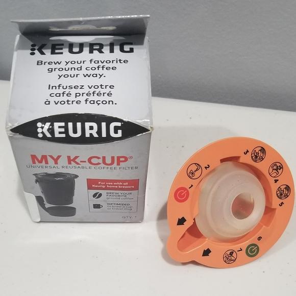 Reusable  2.0 Keurig Filter